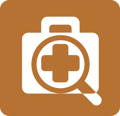 Health, Research, and Medicine Icon