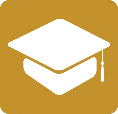 Scholarships and Education Icon